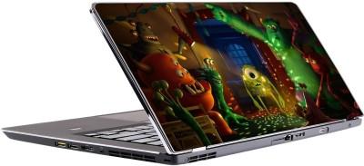 Innovate Animated Cartoon Vinyl Laptop Decal 15.6