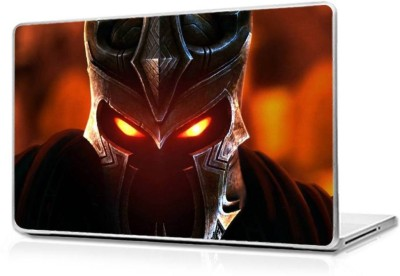 Automers Skin of Game - Reusable High Quality 3M Vinyl Laptop Decal