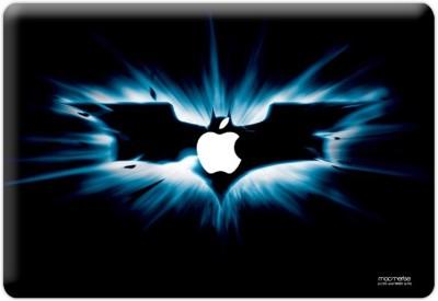 Planet Superheroes Batman Silhouette Vinyl Laptop Decal 15