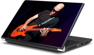 Artifa Joe Satriani Printed Vinyl Laptop Decal 15.6