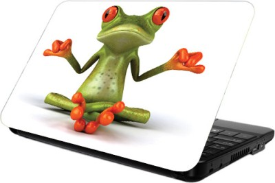 Printland Frog Vinyl Laptop Decal 13
