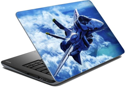 meSleep Abstract Fighter plane 72-633 Vinyl Laptop Decal 15.6