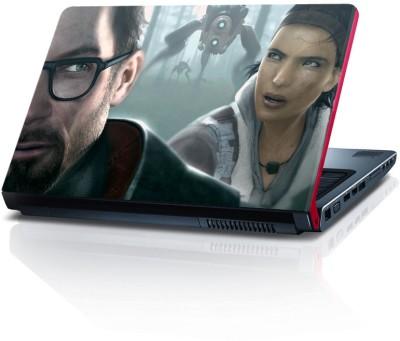 Shopkeeda ?Half Life 2 Heros Vinyl Laptop Decal