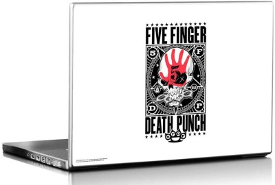 Bravado Five Finger Death Punch obey Vinyl Laptop Decal 15.6