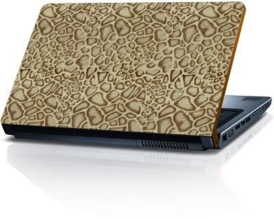 Shopmillions Stone Wall Pattern Vinyl Laptop Decal 15.6