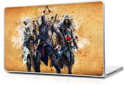 Global Assassins creed Brotherhood Vinyl Laptop Decal 14.6