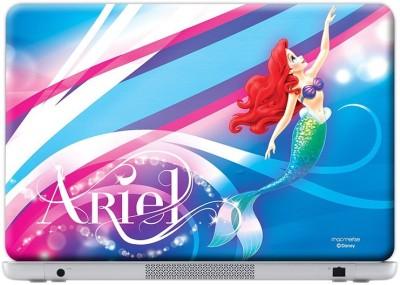 Planet Superheroes Ariel Vinyl Laptop Decal