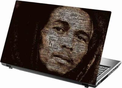 virtual prints man skin digitally printed Laptop Decal 15