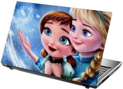 virtual prints kids animation digitally printed vinyl Laptop Decal 15