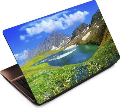 Finest Mountain Lake ML39 Vinyl Laptop Decal 15.6