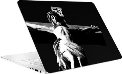 AV Styles Jesus Christ On Cross By Av Styles Vinyl Laptop Decal 15.6