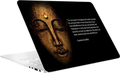AV Styles You Can Search Throughout By Budha By Av Styles Vinyl Laptop Decal