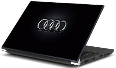 Print Shapes Focus Audi Logo Vinyl Laptop Decal 15.6