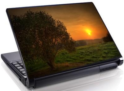 Theskinmantra Sunset Vinyl Laptop Decal