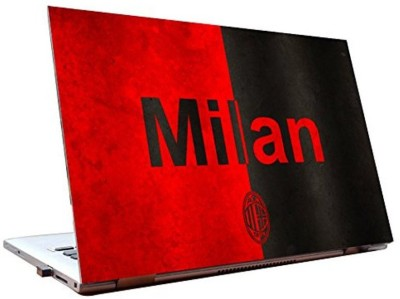 Dealmart AC Milan - HD Quality Vinyl Laptop Decal 15.6