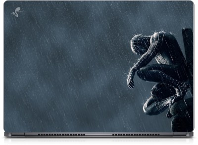 Seamen Dark Spiderman Vinyl Laptop Decal 15.6