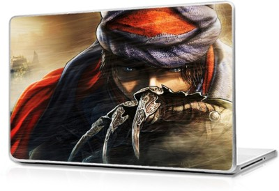 Automers Skin of Prince of Percia Game - Reusable High Quality 3M Vinyl Laptop Decal 15.6