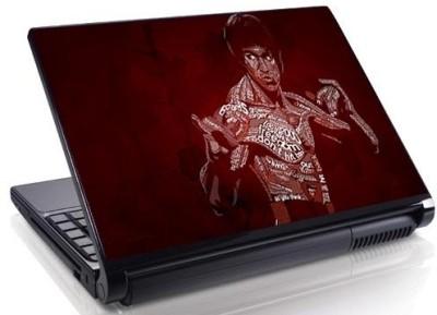 Theskinmantra bruceforce Vinyl Laptop Decal 15.6