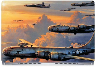 Posterboy The Fighter planes Vinyl Laptop Decal 15.6