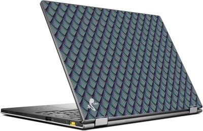 Seamen Conical Pattern Vinyl Laptop Decal 15.6