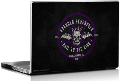 Bravado Avenged SevenFold Hail To The King Vinyl Laptop Decal 15.6