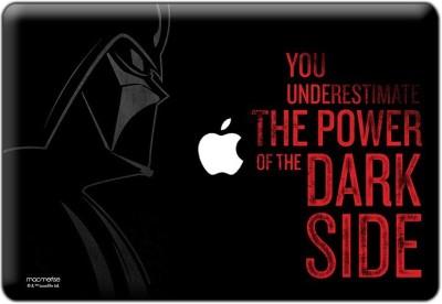 Planet Superheroes The Dark Side Vinyl Laptop Decal