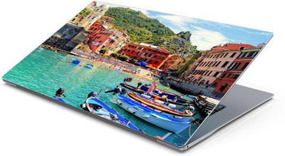 Lovely Collection italy city Vinyl Laptop Decal 15.6