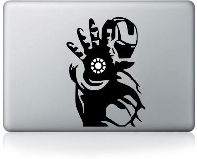 Inkflame Iron Man Apple Macbook Mac Sticker Skin Decal Vinyl for 13, 15, 17 Inch Vinyl Laptop Decal 15