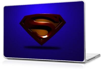 Global Superman logo 1650489 Vinyl Laptop Decal