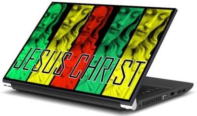 Print Shapes Jesus christ shades Vinyl Laptop Decal 15.6