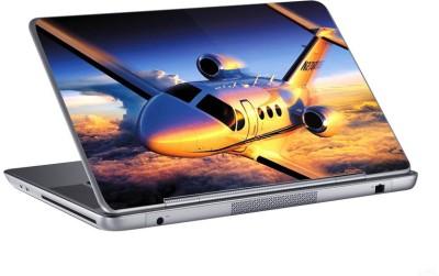 AV Styles private jet airplane skin Vinyl Laptop Decal 15.6