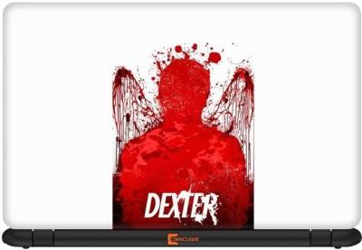 Ownclique Dexter Blood Spatter Vinyl Laptop Decal