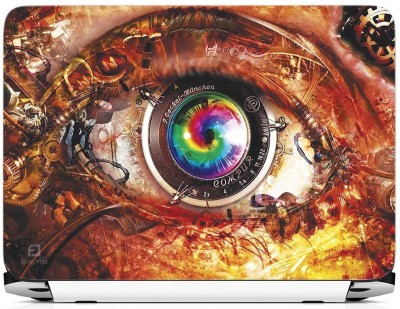 FineArts Mechanical Eye Vinyl Laptop Decal 15.6