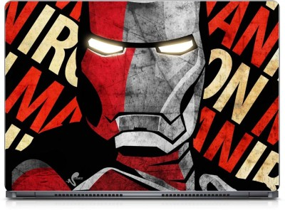 Seamen IronMan Poster Vinyl Laptop Decal