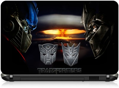 NG Stunners Transformers Abstract 2163 Vinyl Laptop Decal 15.6