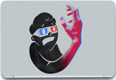 Trendsmate Scary Hand 3M Vinyl and Lamination Laptop Decal 15.6