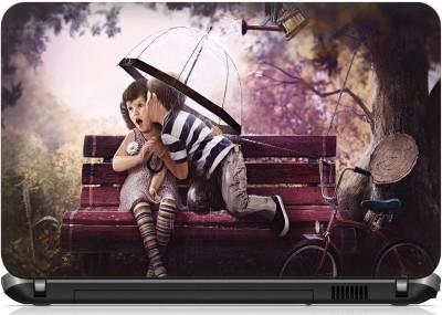 Ray Ravishing-15 Vinyl Laptop Decal 15.6