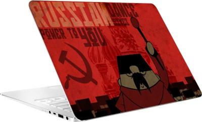 AV Styles Russian Dance Vinyl Laptop Decal 15.6