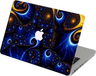 Theskinmantra Fractal Laptop Skin For Apple Macbook Air 11 Inch Vinyl Laptop Decal 11