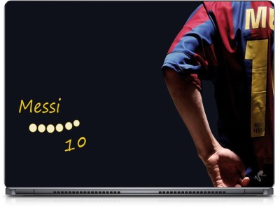 Seamen Leo Messi Vinyl Laptop Decal