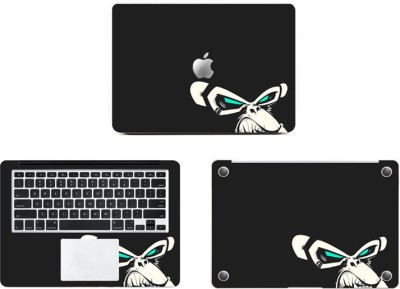 Swagsutra Monkey Business Vinyl Laptop Decal 11