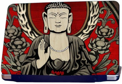 Incraze Blessings Of Lord Budhha Vinyl Laptop Decal