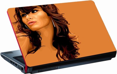 Sab Kuch Print Lovely Imgaes 378 Polyester Laptop Decal 14.1