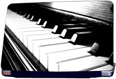 KKC Piano Art Vinyl Laptop Decal