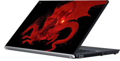 Eclipse Bloody Dragon Vinyl Laptop Decal 15.6