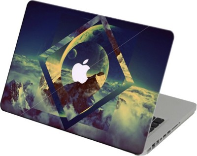 Theskinmantra Mountains And Moons Vinyl Laptop Decal 13