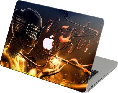 Theskinmantra Liberty Laptop Skin For Apple Macbook Air 13 Inches Vinyl Laptop Decal 13