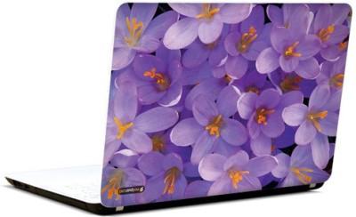 PicsAndYou Purple Grace Vinyl Laptop Decal 15.6