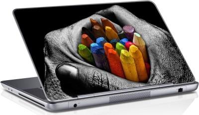 Innovate Color Pencil 881 Vinyl Laptop Decal 15.6