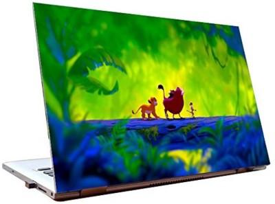 Dealmart The Lion King - Cartoons - Moive Skins - HD Quality Vinyl Laptop Decal 15.6